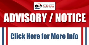 FHC Branch Early Closure